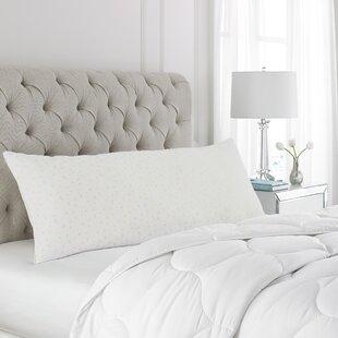 Abbeville Medium Firm Density Polyfill Body Pillow