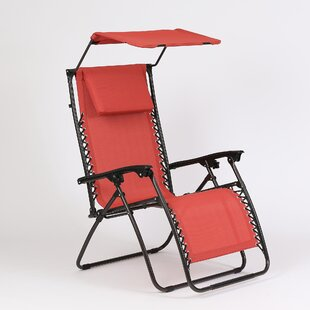 Reclining Folding Zero Gravity Chair
