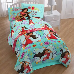 Disney Elena of Avalor 132 Thread Count Sheet Set