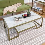 Billee Frame Coffee Table by Latitude Run®