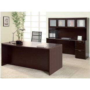 Fairplex 3-Piece Standard Desk Office Suite by Flexsteel Contract