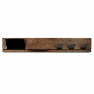 Oakhurst Wall Mounted Coat Rack By Union Rustic