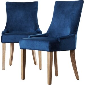 Brea Dining Side Chair (Set of 2) by Willa Arlo Interiors