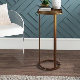 Shoalhaven Pedestal End Table