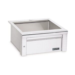 Sink with Cover Included