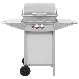 Manervia Portable Gas Barbecue By Sol 72 Outdoor
