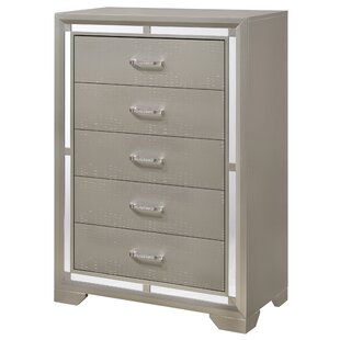 Mohn 5 Drawer Chest