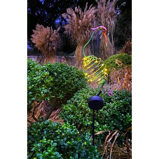 Crafton Crane 1 Light LED Pathway Light By Happy Larry