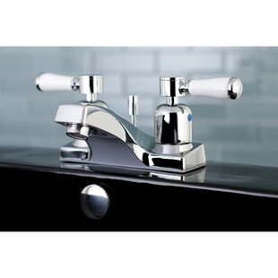 Kingston Brass Paris Centerset Bathroom Fauc..