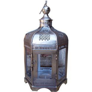 Chandra 1 Light Outdoor Hanging Lantern By World Menagerie