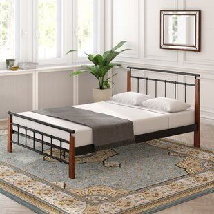 Morgantown Bed Frame By Ophelia & Co.