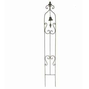 Timpson 1 Piece Metal Gothic Trellis By Brambly Cottage