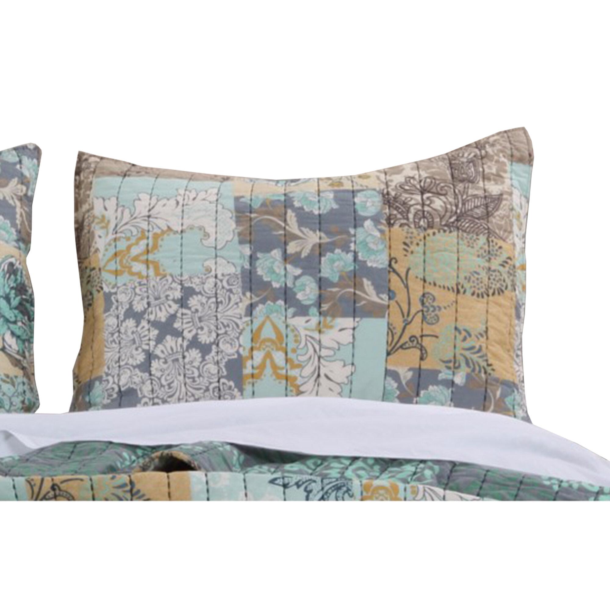 Alcott Hill Schroder Cotton Blend Envelope Sham Wayfair