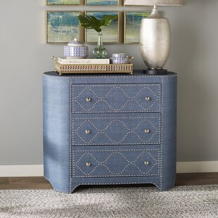 Cassidy 3 Accent Chest By Bungalow Rose
