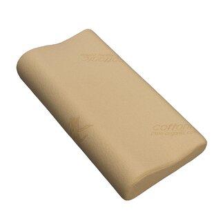 Strobel Mattress Supple-Pedic Contour Foam Standard Pillow