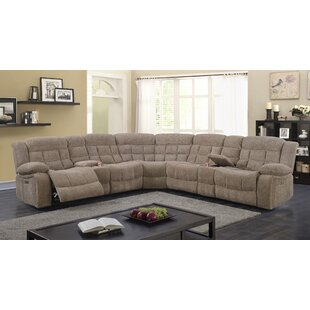 Red Barrel Studio Ivana Reclining Sectional
