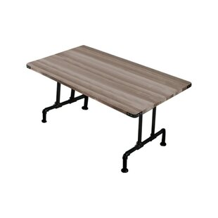 Williston Forge Merriam Industrial Dining Table