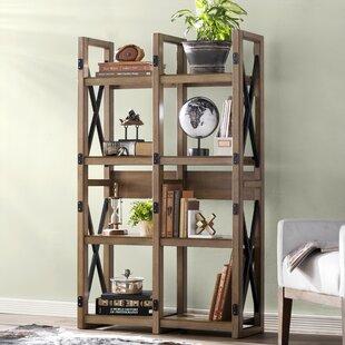 Gladstone Etagere Bookcase