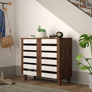 9 Pair Shoe Storage Cabinet By Corrigan Studio