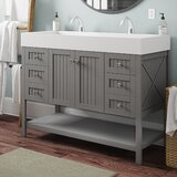 Ashcraft 47 Single Bathroom Vanity Set by Gracie Oaks