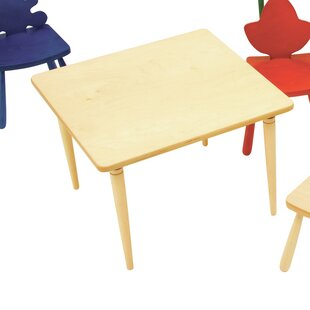 Compare prices Kids Square Arts and Crafts Table ByThe Children's Furniture Co.