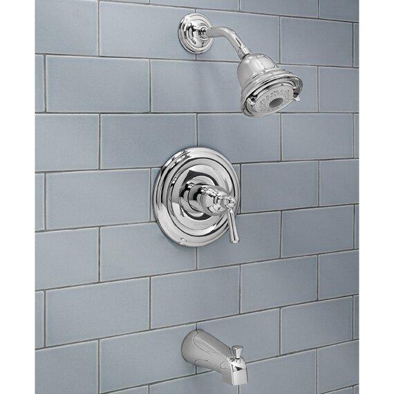 Bathroom Faucet Trim Kit american standard portsmouth flowise dual bath/shower faucet trim