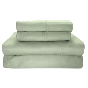 Millsboro 300 Thread Count 100% Cotton Sheet Set