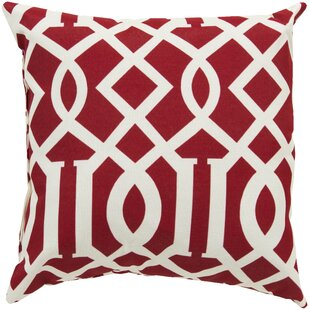 Mulhall Outdoor Throw Pillow by Latitude Run
