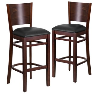Savings Harriet 32 Bar Stool (Set of 2) by Red Barrel Studio Reviews (2019) & Buyer's Guide