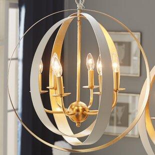 Corrigan Studio Mason 6-Light Chandelier