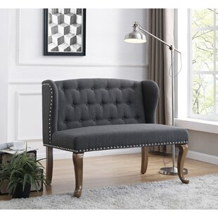 Cowles Tufted Chesterfield Loveseat by Darby Home Co