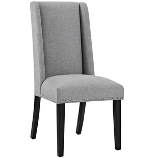 Upholstered Microfiber Dining Chair Wayfair Ca