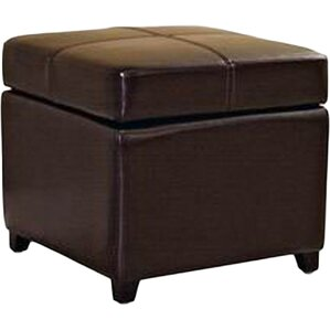 Leitch  Ottoman by Darby Home Co