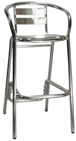 Patio Bar Stool by H&D Restaur..
