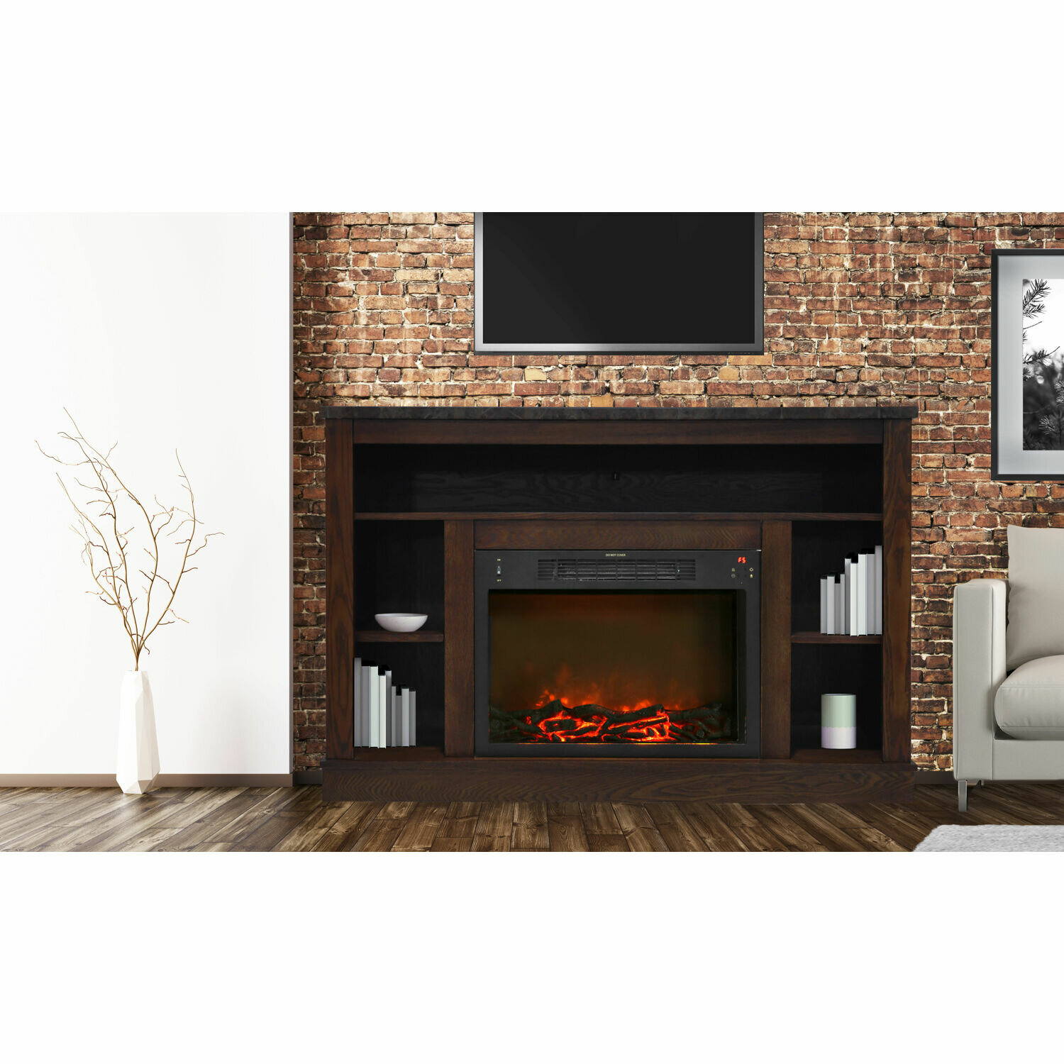 Red Barrel Studio Ducharme Tv Stand For Tvs Up To 24 Inches With