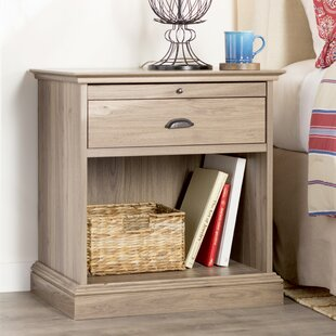 Walworth 1 Drawer Nightstand