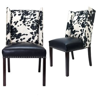 Loon Peak Renn Upholstered Dining Chair (Set of 2)