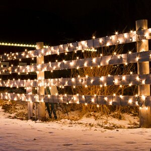 Liteup 100 Solar String Lights