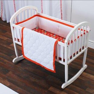 Elsea Cradle Bedding Set byHarriet Bee