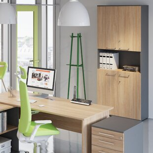 Review Sammy 4 Door Storage Cabinet