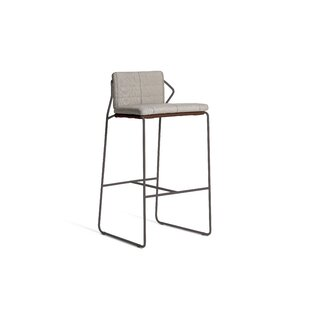 Sandur Patio Bar Stool with Cushion