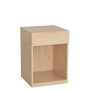 Langelier 1 Drawer Nightstand