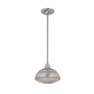Trent Austin Design Bruges 1-Light Dome Pendant
