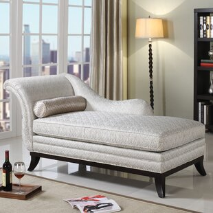Compare & Buy Fontana Chaise Lounge by A&J Homes Studio Reviews (2019) & Buyer's Guide