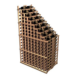 Designer Series 135 Bottle Floor Wine Rack