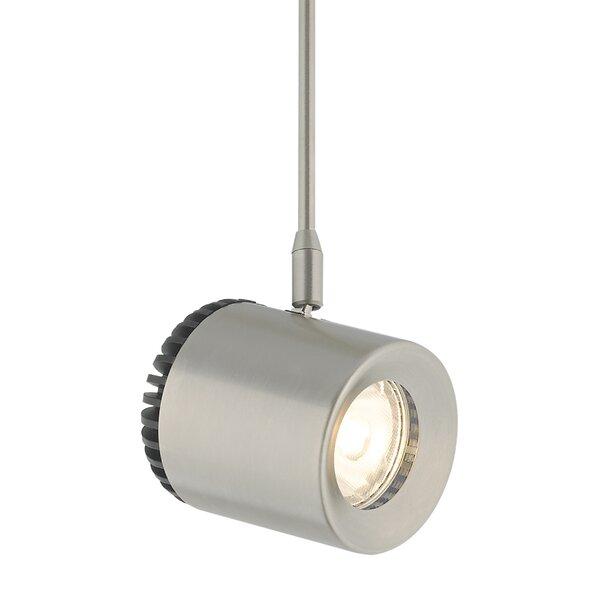 Tech Lighting Burk 1 Light Unique Statement Cylinder