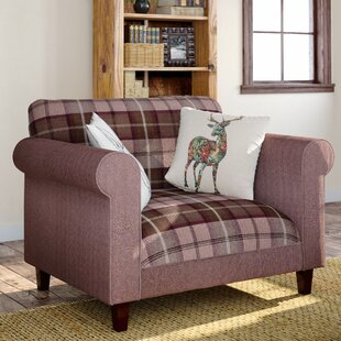 Crowders Loveseat By Union Rustic