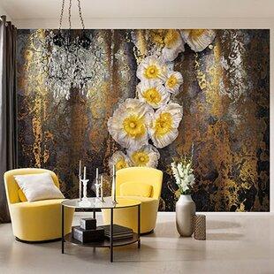 "wall murals you\u0027ll love wayfairwilhelm serafina 12\u00271\"" x 99 6\"" wall mural"