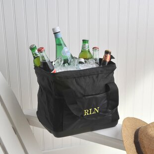 Personalized Gift Wide-Mouth Tote Picnic Cooler by JDS Personalized Gifts #1