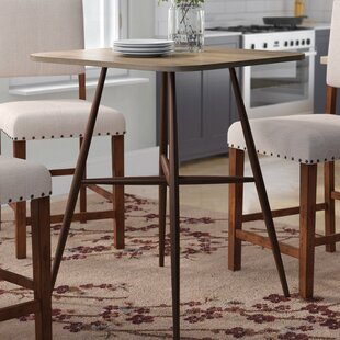 Wheat Ridge Counter Height Dining Table by Laurel Foundry Modern Farmhouse Cheap